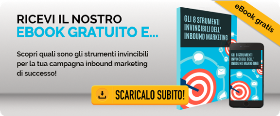 Ebook come creare una campagna di inbound marketing di successo