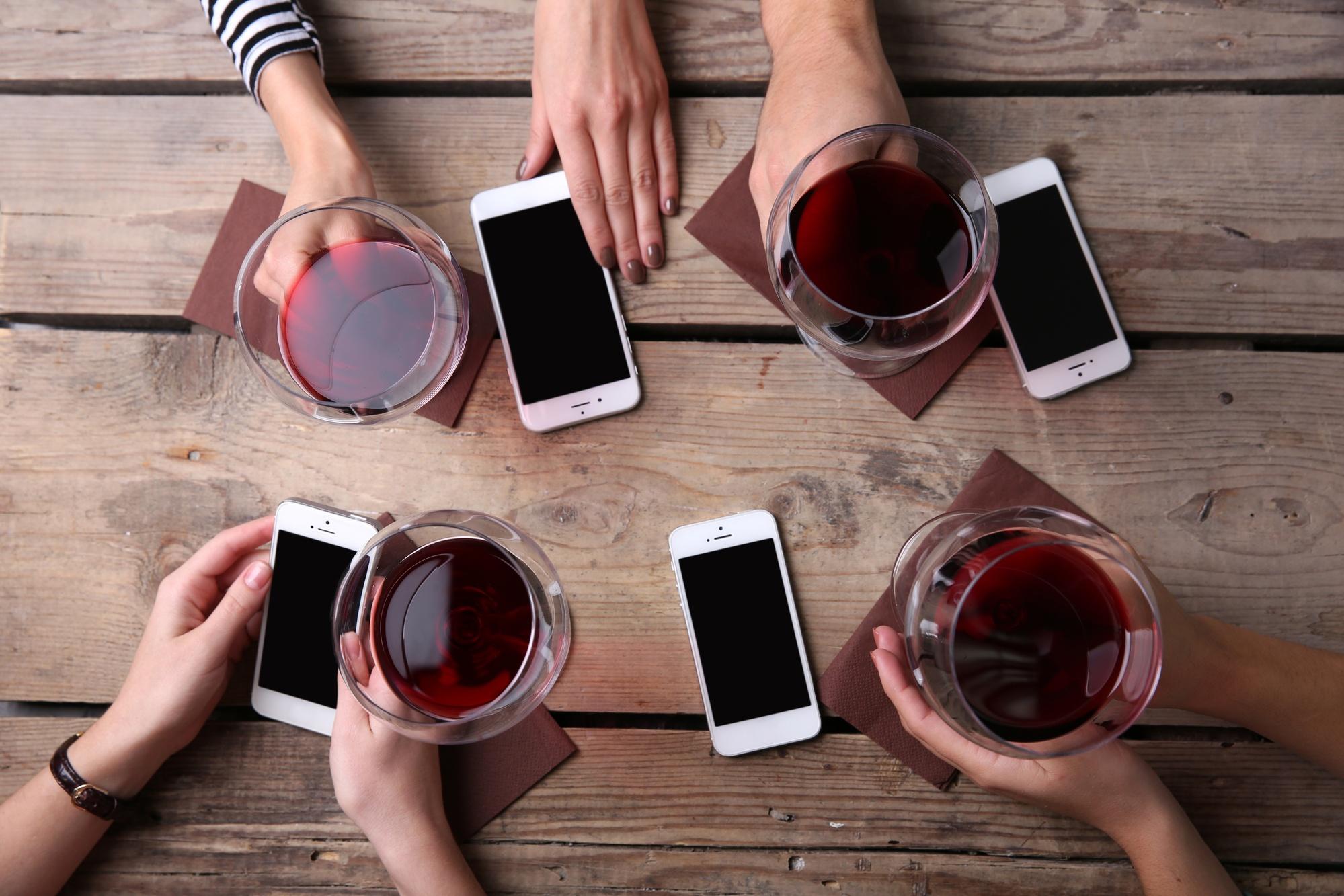 I 5 benefici che un bicchiere di vino e l'Inbound Marketing hanno in comune