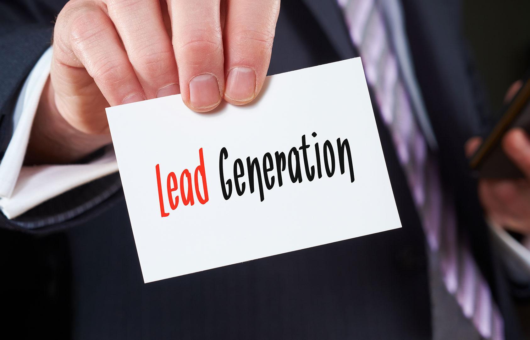 Lead Generation B2B: trovare nuovi clienti online con un click