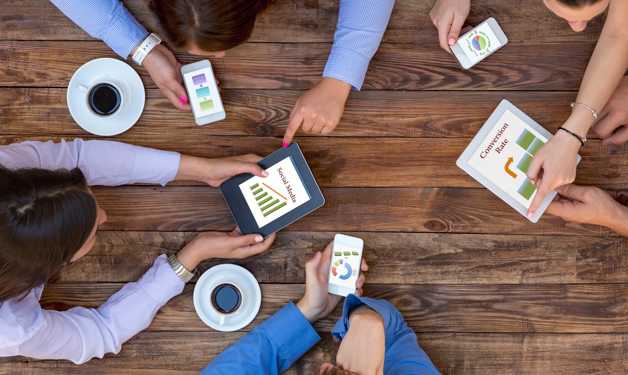 5 modi per migliorare la tua strategia digitale
